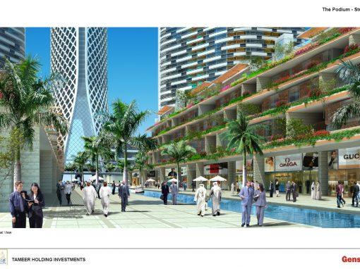 Tameer Towers Abu Dhabi